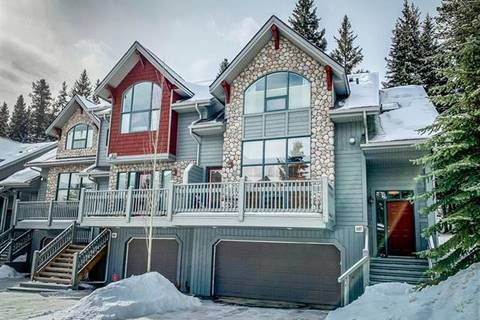 Townhouse for sale at 200 Prospect Ht Unit 157 Canmore Alberta - MLS: C4292310