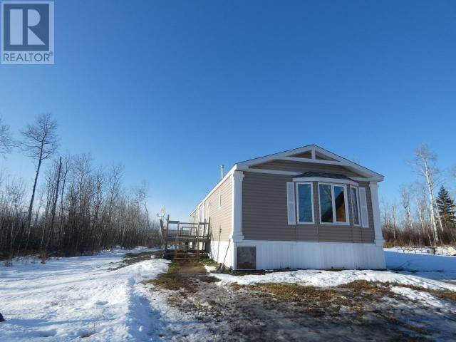House for sale at 157 226 Rd Dawson Creek Rural British Columbia - MLS: 181458