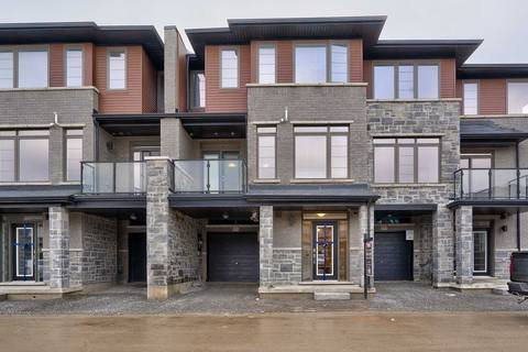 Townhouse for sale at 30 Times Square Blvd Unit 157 Hamilton Ontario - MLS: X4675679