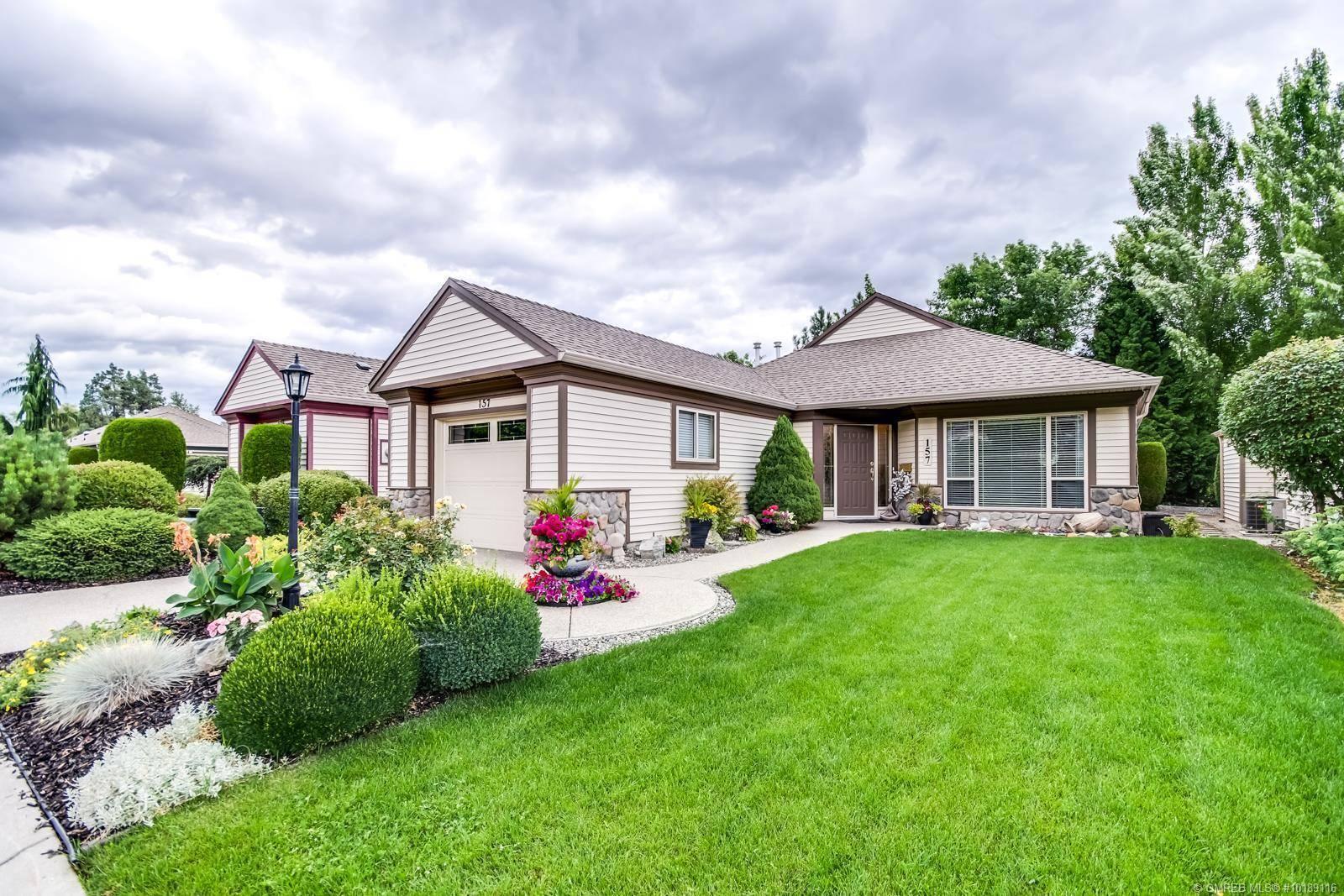 House for sale at 550 Yates Rd Unit 157 Kelowna British Columbia - MLS: 10189116