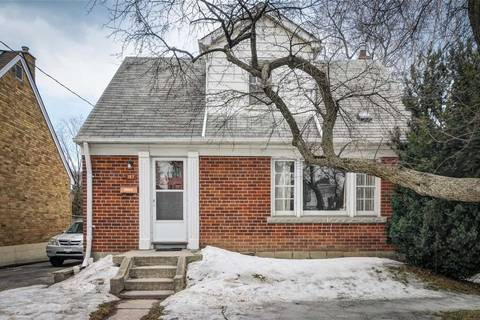 House for sale at 157 Avondale Ave Toronto Ontario - MLS: C4388453