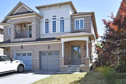 Townhouse for rent at 157 Blue Willow Dr Vaughan Ontario - MLS: N4550451