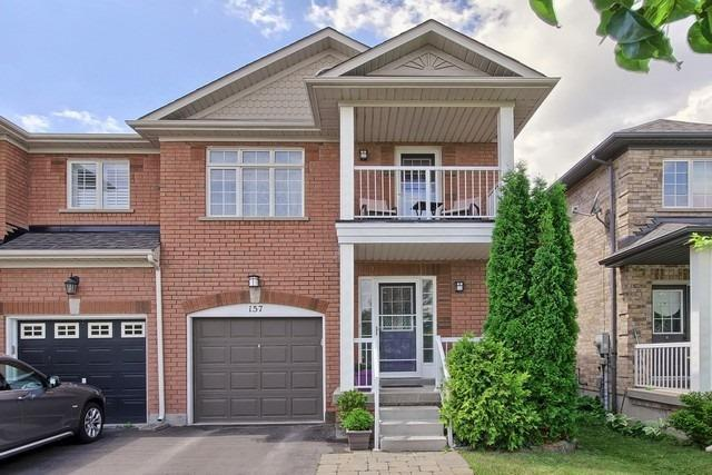 House for sale at 157 Burgess Crescent Newmarket Ontario - MLS: N4251489