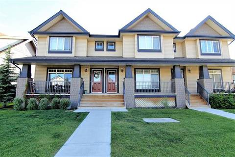 Townhouse for sale at 157 Copperpond Ht Southeast Calgary Alberta - MLS: C4256752