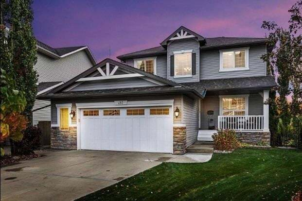 House for sale at 157 Cornwall Rd Sherwood Park Alberta - MLS: E4217034
