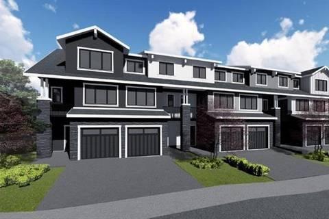 Townhouse for sale at 157 Crestridge Common Southwest Calgary Alberta - MLS: C4295973