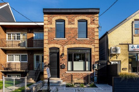 House for sale at 157 Dovercourt Rd Toronto Ontario - MLS: C4997116