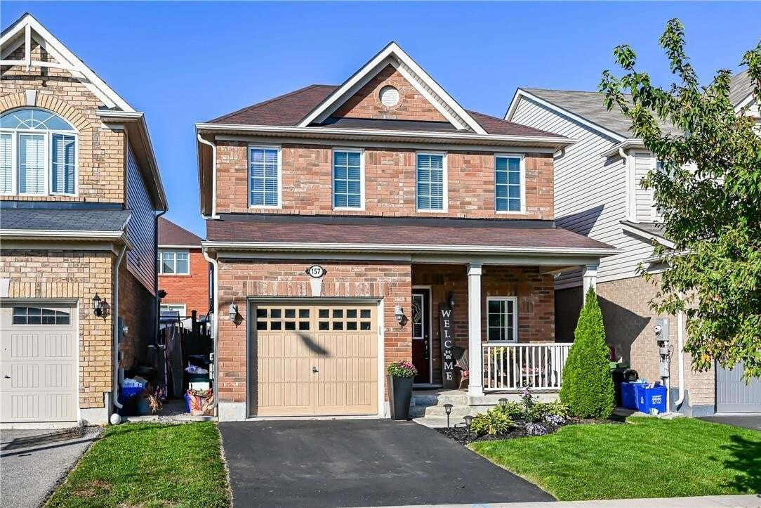 House for sale at 157 Emick Dr Ancaster Ontario - MLS: H4089122
