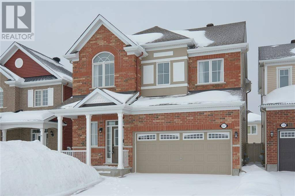 House for sale at 157 Flowing Creek Circ Ottawa Ontario - MLS: 1183192