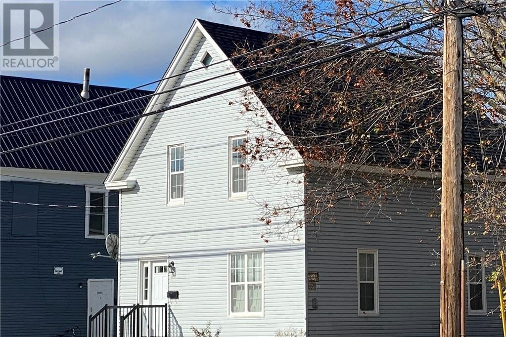 House for sale at 157 Gibson St Fredericton New Brunswick - MLS: NB049781