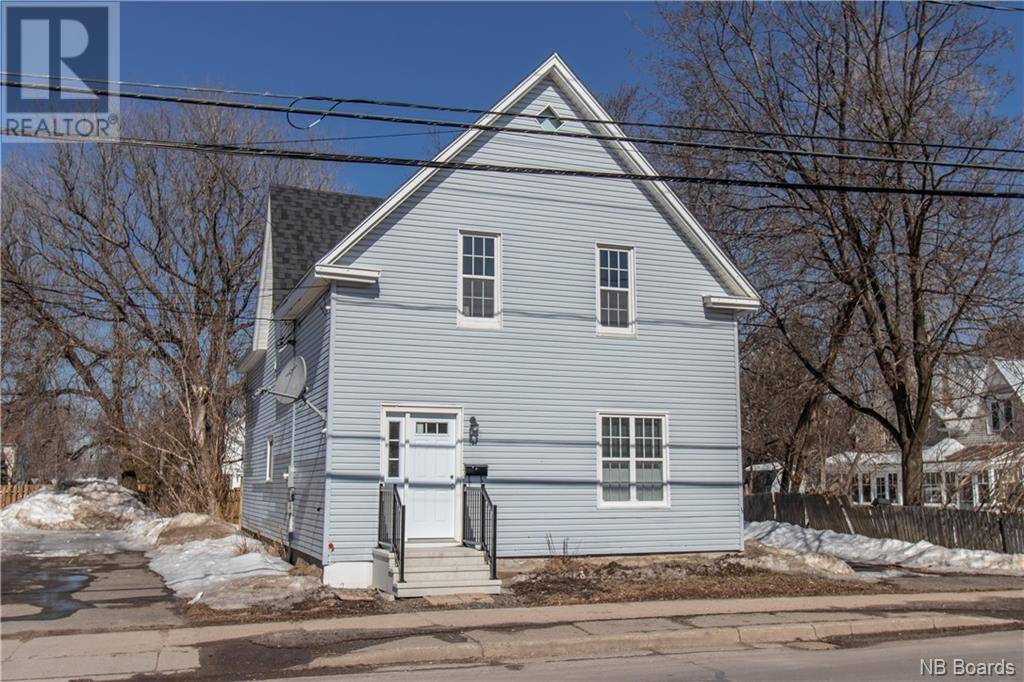 House for sale at 157 Gibson St Fredericton New Brunswick - MLS: NB041939