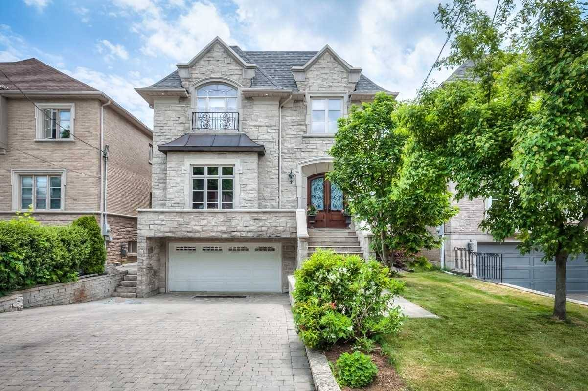 House for sale at 157 Glen Park Ave Toronto Ontario - MLS: C4421457