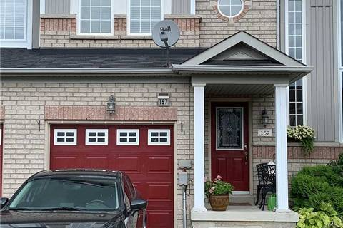 Townhouse for sale at 157 Hammil Hts East Gwillimbury Ontario - MLS: N4538984