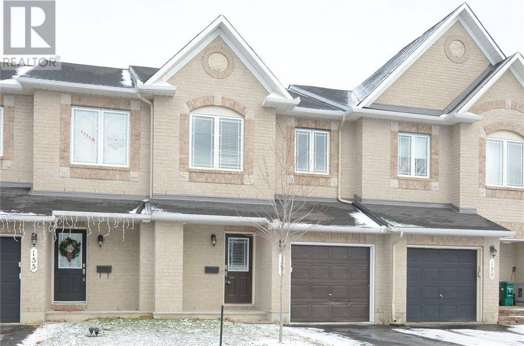 Townhouse for sale at 157 Harbour View St Ottawa Ontario - MLS: 1176922
