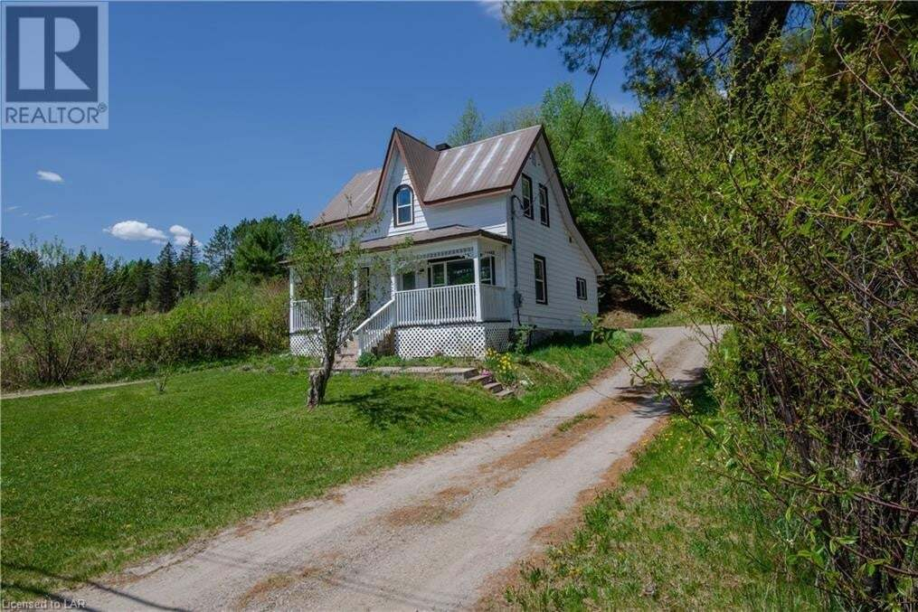 House for sale at 157 High St Burk's Falls Ontario - MLS: 261768