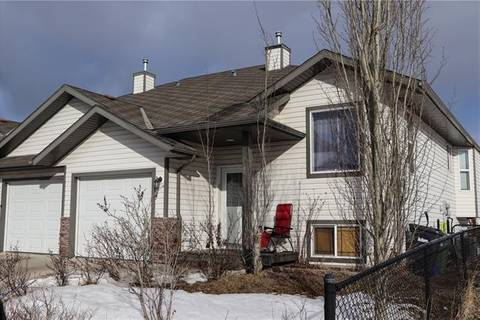 Townhouse for sale at 157 Hillvale Cres Strathmore Alberta - MLS: C4289929