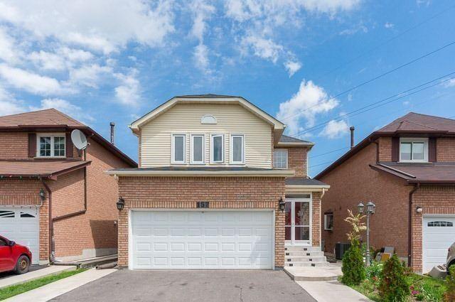 Sold: 157 Kingknoll Drive, Brampton, ON