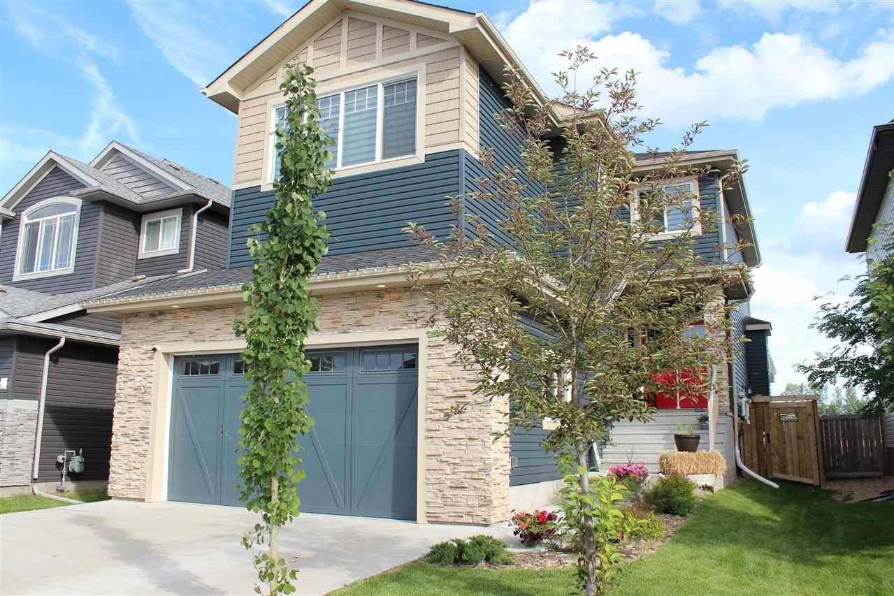 House for sale at 157 Kirpatrick Cr Leduc Alberta - MLS: E4215444