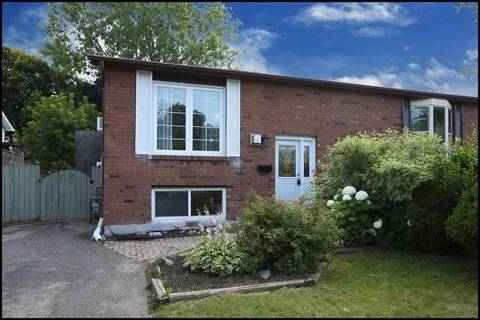 Townhouse for sale at 157 Londonderry St Oshawa Ontario - MLS: E4527000