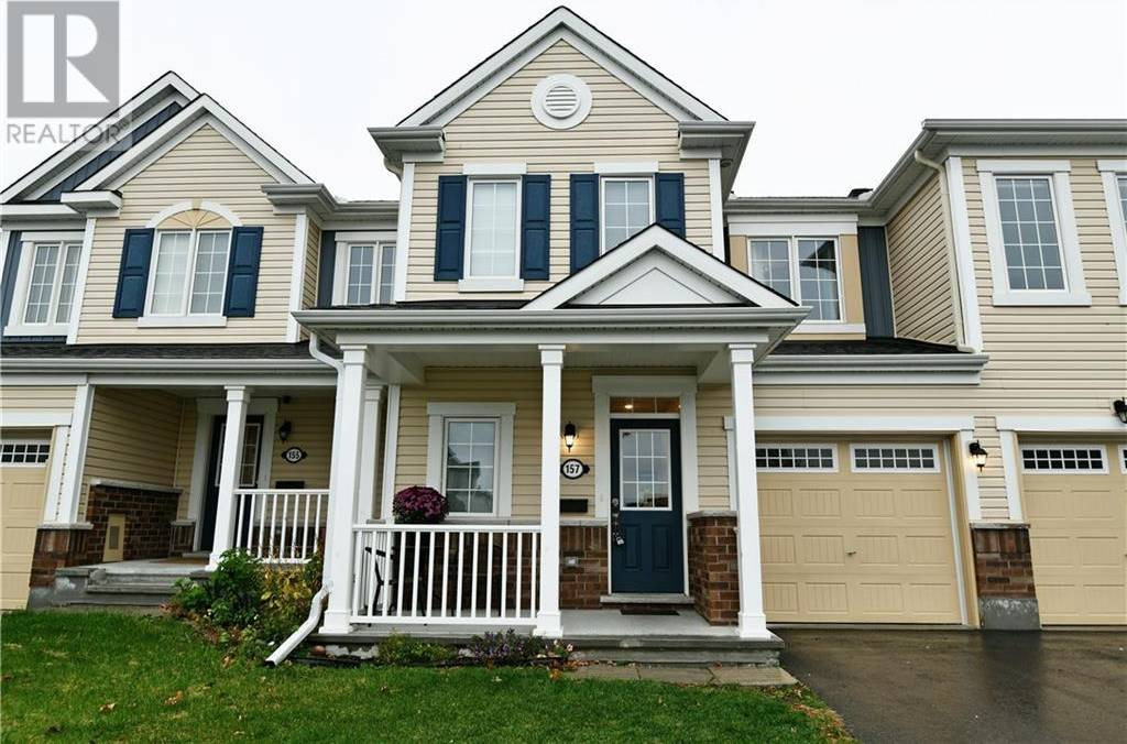 Townhouse for sale at 157 Maestro Ave Stittsville Ontario - MLS: 1172051