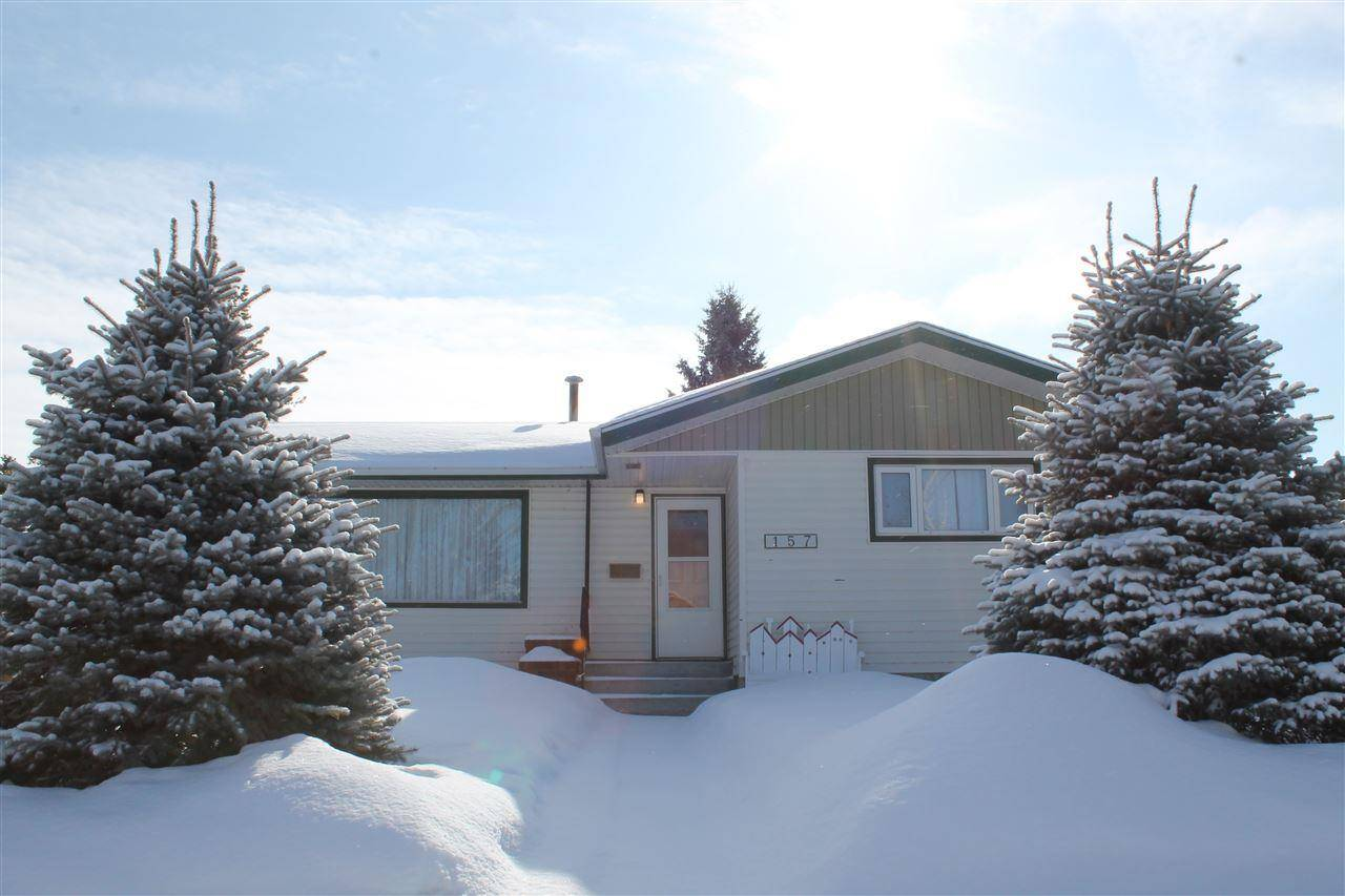 House for sale at 157 Maple Cres Wetaskiwin Alberta - MLS: E4179083