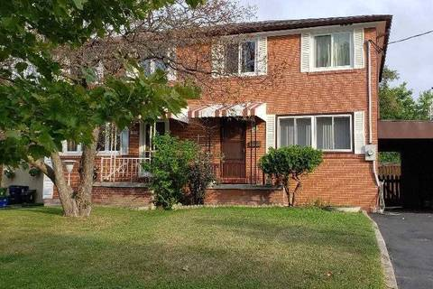 Townhouse for sale at 157 Painted Post Dr Toronto Ontario - MLS: E4566766