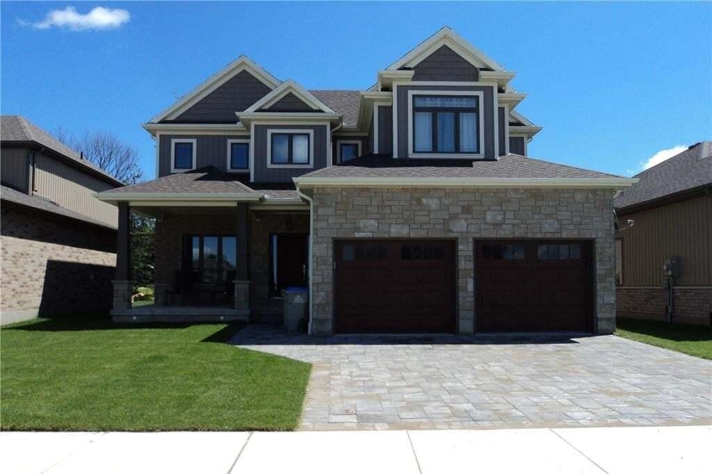 House for sale at 157 Ridge St Strathroy Ontario - MLS: 262532