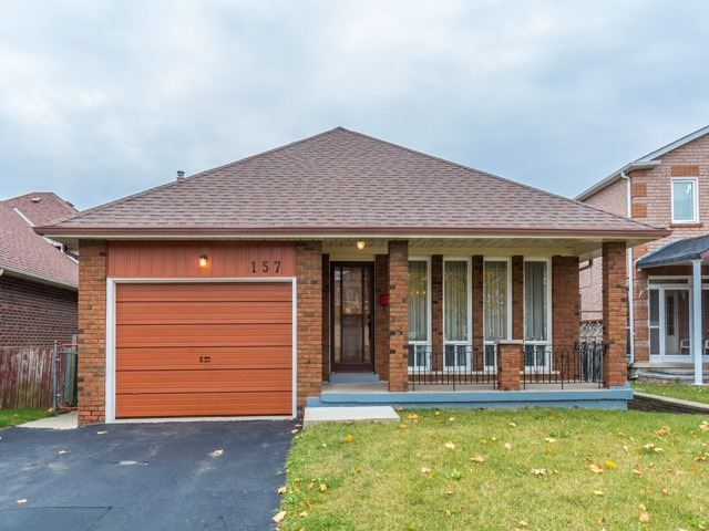 For Sale: 157 Robbinstone Drive, Toronto, ON | 4 Bed, 2 Bath House for $889,000. See 20 photos!