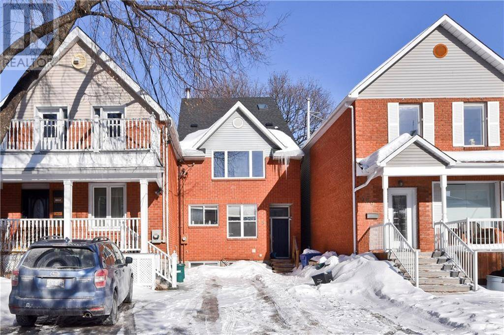 House for sale at 157 Russell Ave Ottawa Ontario - MLS: 1182491