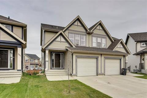 Townhouse for sale at 157 Sunset Common  Cochrane Alberta - MLS: C4269767