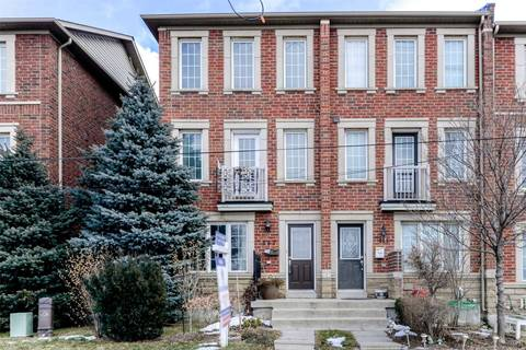 Townhouse for sale at 157 Torbarrie Rd Toronto Ontario - MLS: W4699851