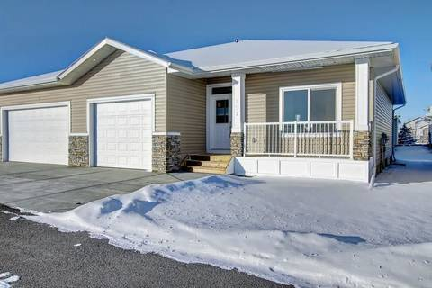 Townhouse for sale at 157 Undefined Ridgestone Landng Sw Black Diamond Alberta - MLS: C4206158