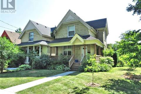 Townhouse for sale at 157 Waterloo St London Ontario - MLS: 209529