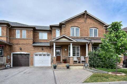 Townhouse for sale at 157 Wildberry Cres Vaughan Ontario - MLS: N4780296
