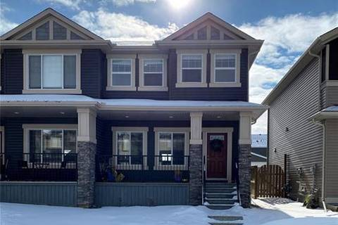 Townhouse for sale at 157 Willow Green Cochrane Alberta - MLS: C4285840