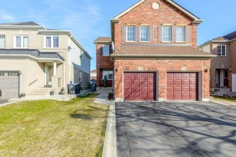Townhouse for sale at 157 Willow Park Dr Brampton Ontario - MLS: W4421967
