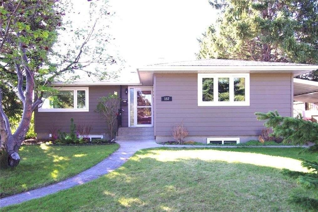 House for sale at 157 Wimbledon Cr SW Wildwood, Calgary Alberta - MLS: C4298021