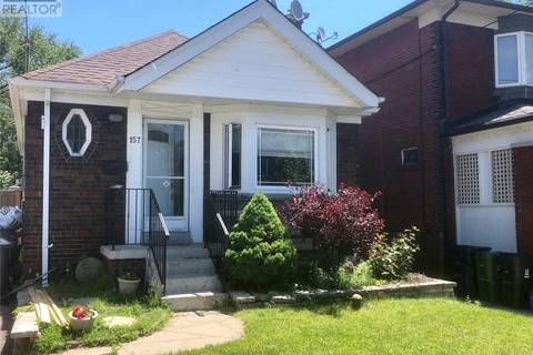 House for sale at 157 Woodycrest Ave Toronto Ontario - MLS: E4489706