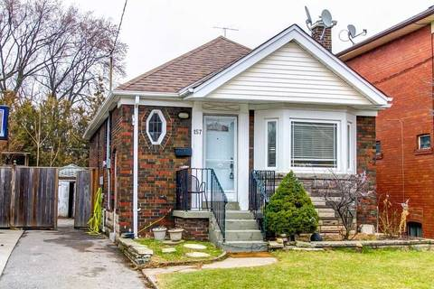 House for sale at 157 Woodycrest Ave Toronto Ontario - MLS: E4668122