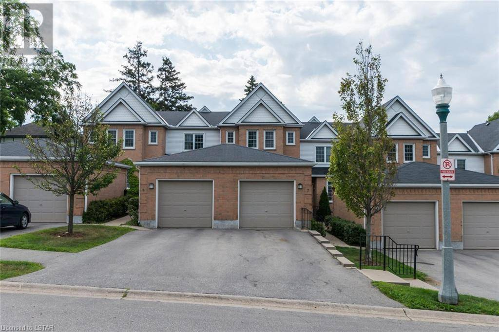 Townhouse for sale at 7 Richmond St Unit 1570 London Ontario - MLS: 222676