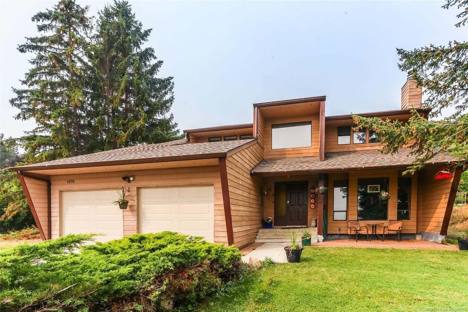 House for sale at 1570 Blackwood Dr Kelowna British Columbia - MLS: 10215579