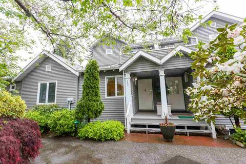 Townhouse for sale at 1570 Bowser Ave North Vancouver British Columbia - MLS: R2363126