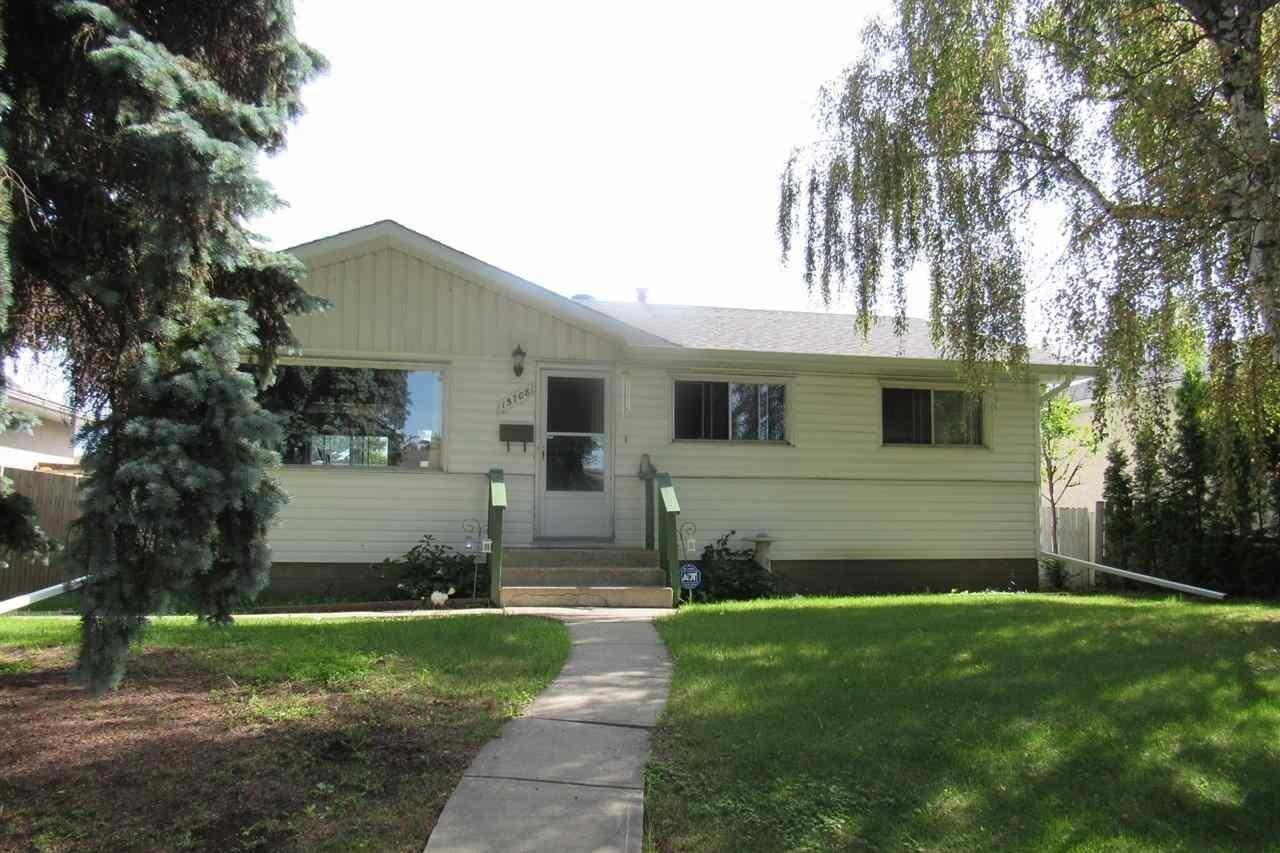 House for sale at 15708 89 Av NW Edmonton Alberta - MLS: E4206645