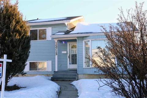 House for sale at 15713 78 St Nw Edmonton Alberta - MLS: E4147557
