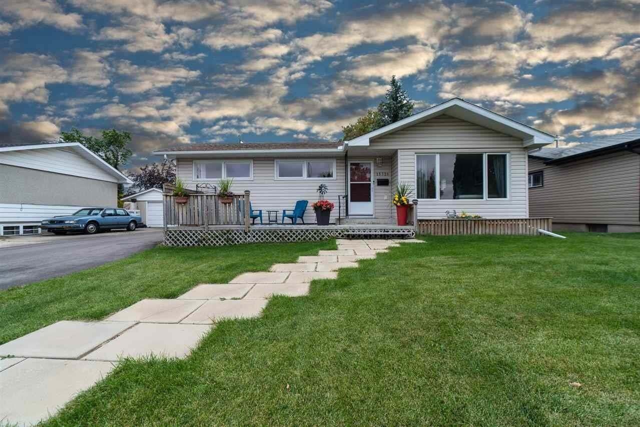House for sale at 15721 95 Av NW Edmonton Alberta - MLS: E4214033