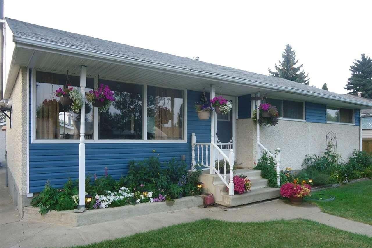 House for sale at 15722 108 Av NW Edmonton Alberta - MLS: E4196842