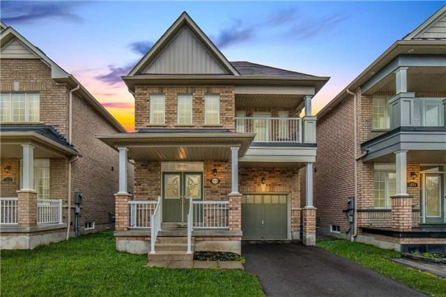 House for sale at 1573 Brandy Court Pickering Ontario - MLS: E4295860