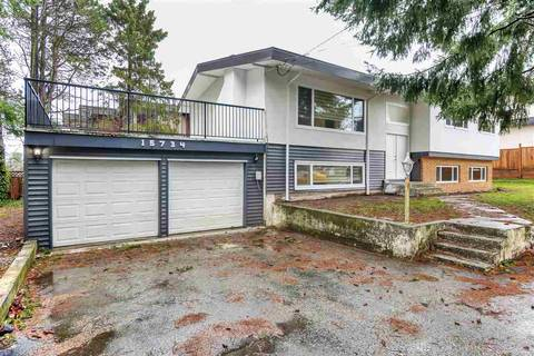House for sale at 15734 Thrift Ave White Rock British Columbia - MLS: R2428275