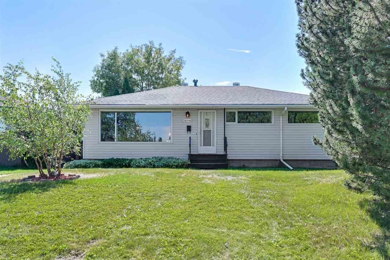 House for sale at 15745 108 Av NW Edmonton Alberta - MLS: E4210650