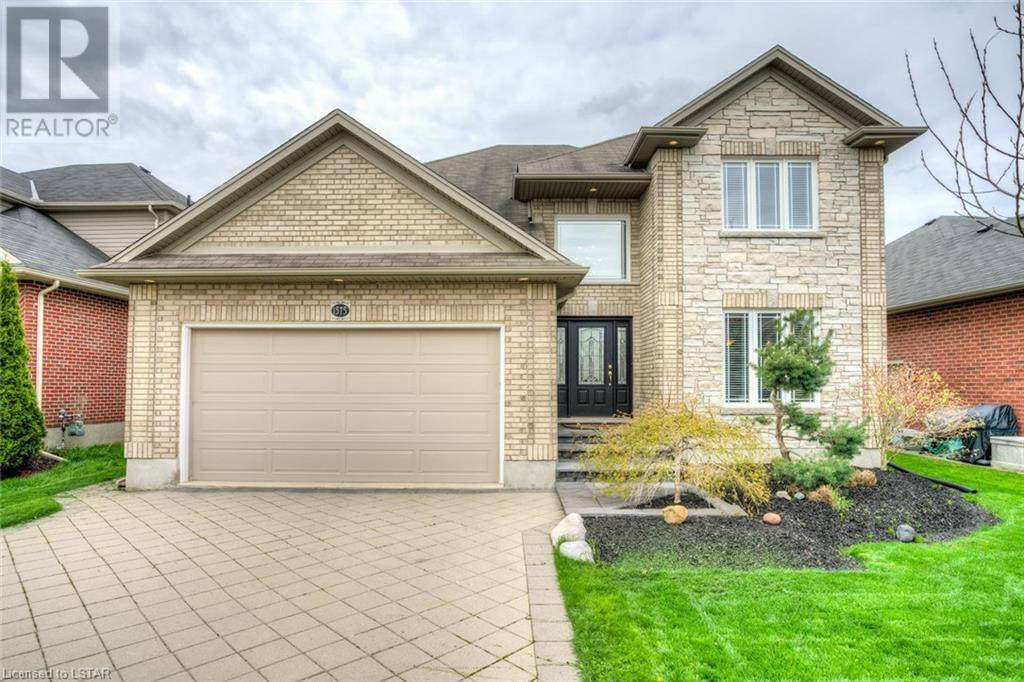 House for sale at 1575 Kirkpatrick Wy London Ontario - MLS: 251065